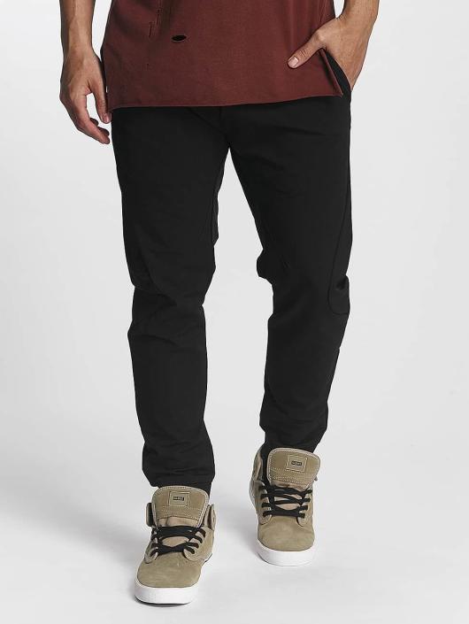 Reell Jeans Spodnie do joggingu Flow Tech czarny