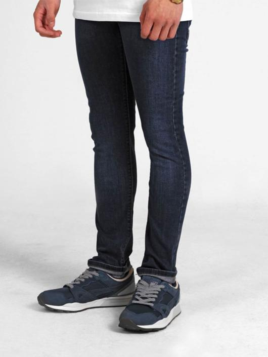 Reell Jeans Spodnie do joggingu  niebieski