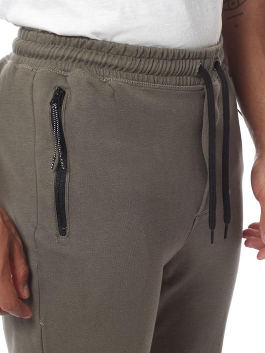 Reell Jeans Spodnie do joggingu  zielony