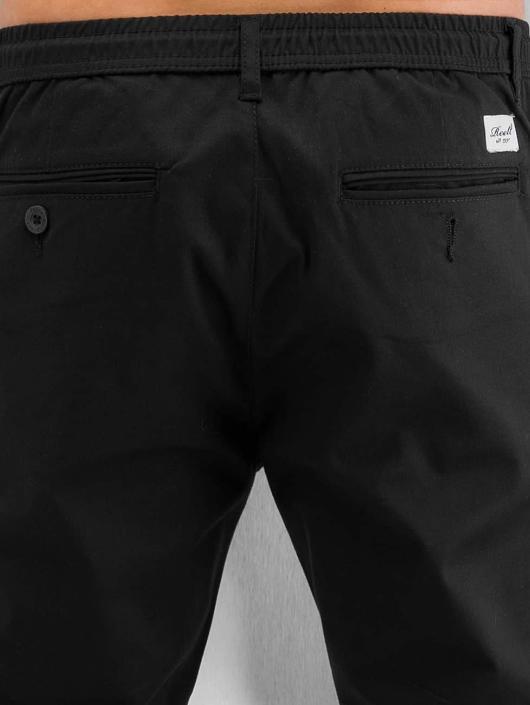 Reell Jeans Spodnie wizytowe Reflex Easy czarny