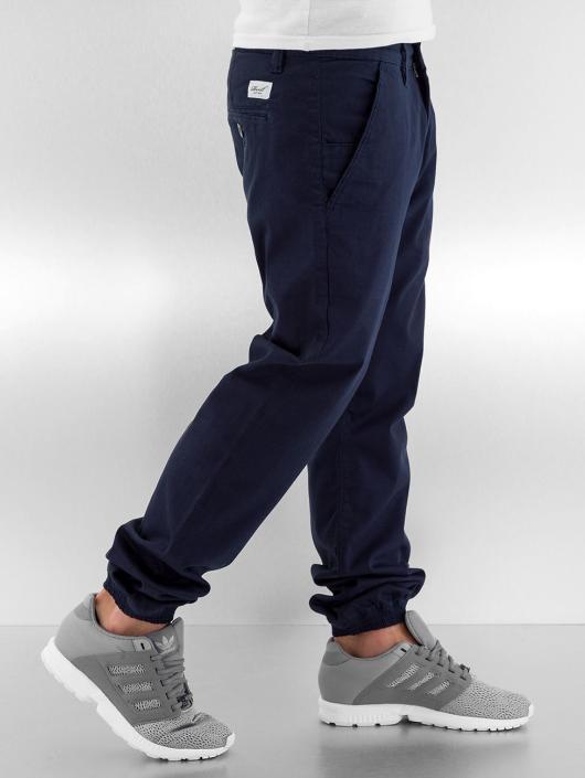 Reell Jeans Stoffbukser Jogger blå