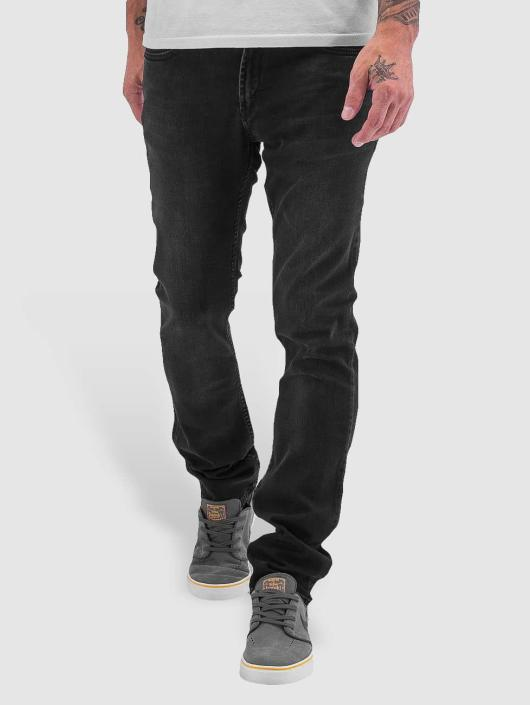 Reell Jeans Straight Fit Jeans Trigger čern