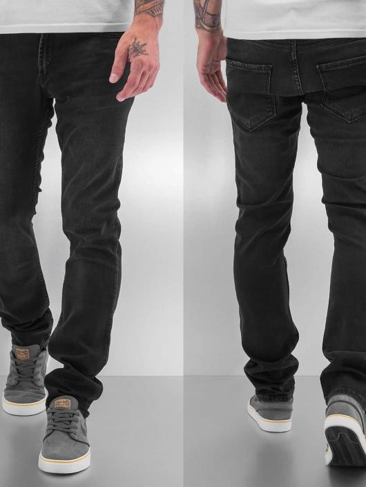 Reell Jeans Straight Fit Jeans Trigger svart