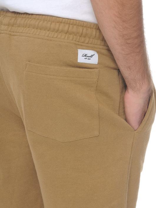 Reell Jeans Szorty  brazowy