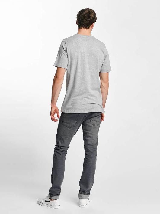 Reell Jeans T-skjorter Big Script grå