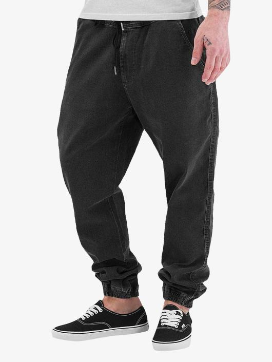 Reell Jeans tepláky Reflex šedá