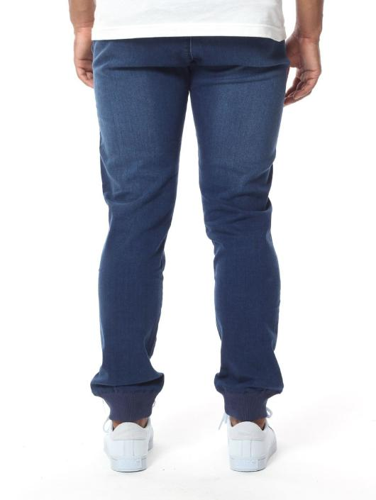 Reell Jeans tepláky  modrá
