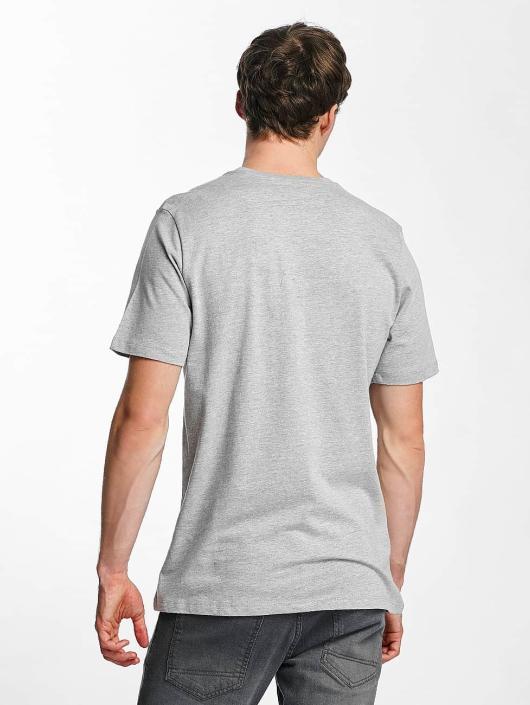 Reell Jeans Tričká Big Script šedá