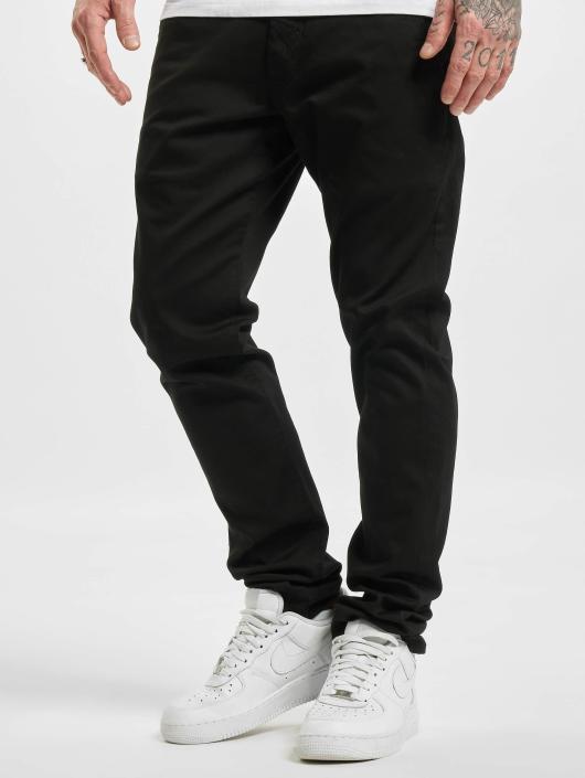 Reell Jeans Tygbyxor Flex Tapered svart