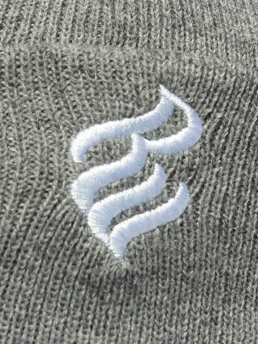 Rocawear Beanie Logo grau
