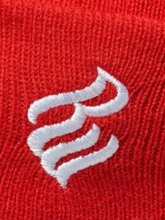 Rocawear Beanie Logo rot