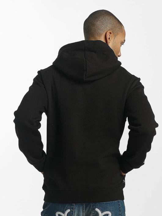 Rocawear Bluzy z kapturem Triangle czarny