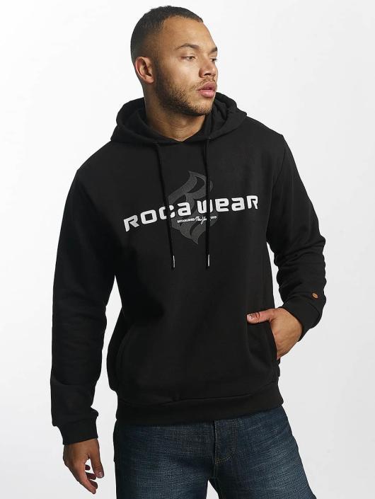 Rocawear Bluzy z kapturem NY 1999 H czarny