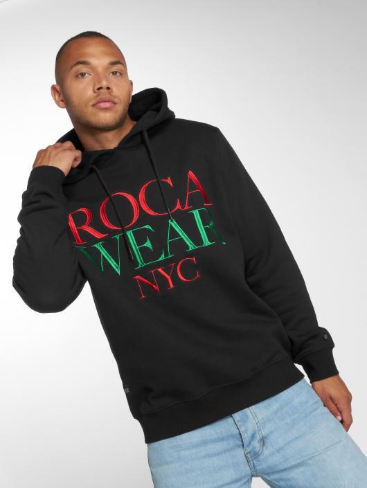 Rocawear Bluzy z kapturem RW Big czarny