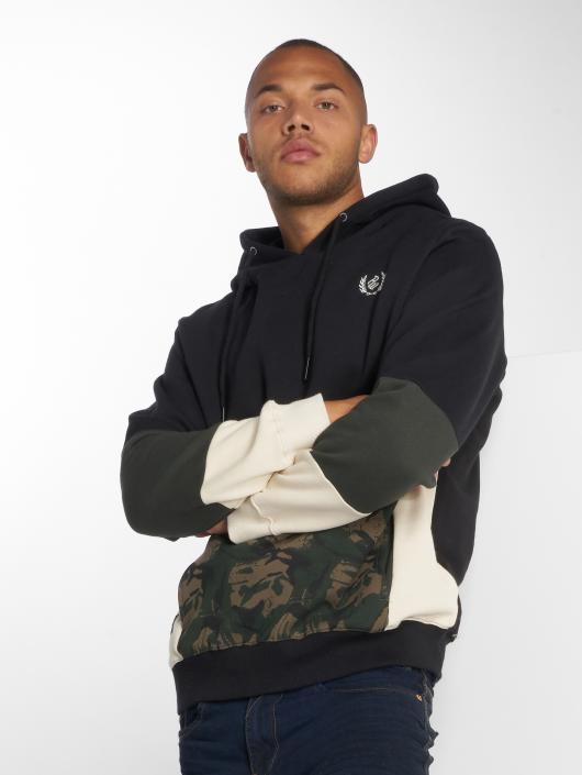 Rocawear Bluzy z kapturem Cale Camou czarny