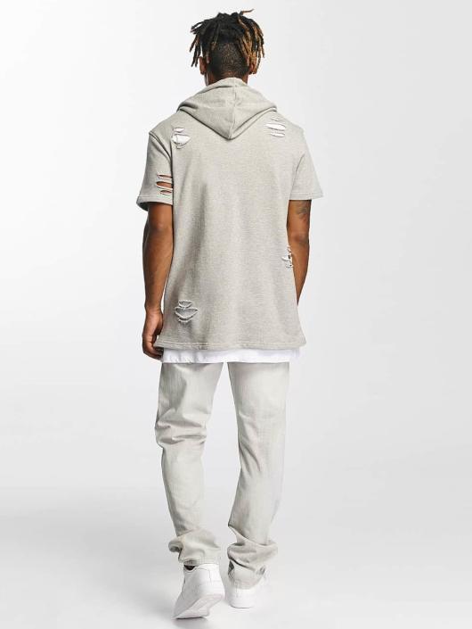 Rocawear Bluzy z kapturem Kahili szary