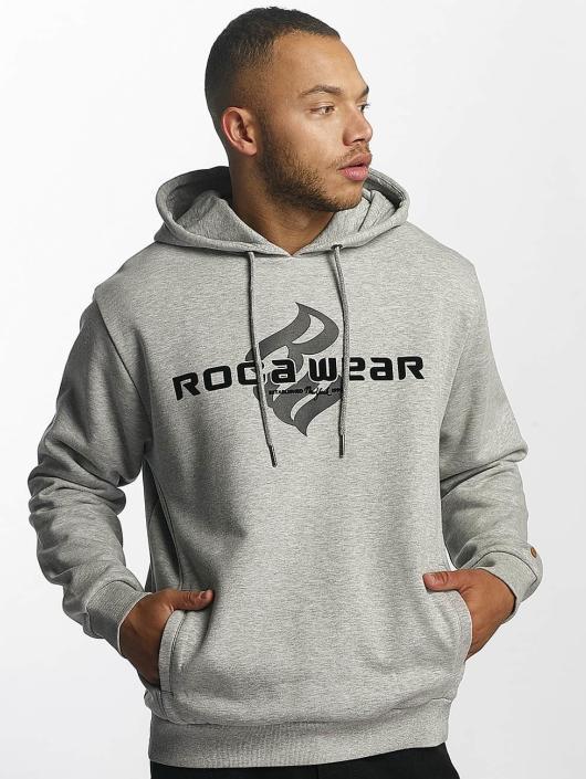 Rocawear Bluzy z kapturem NY 1999 H szary