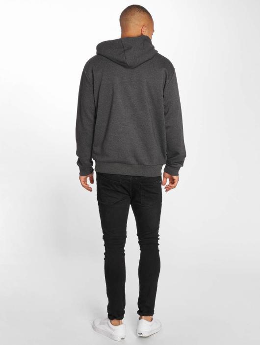 Rocawear Bluzy z kapturem Basic szary