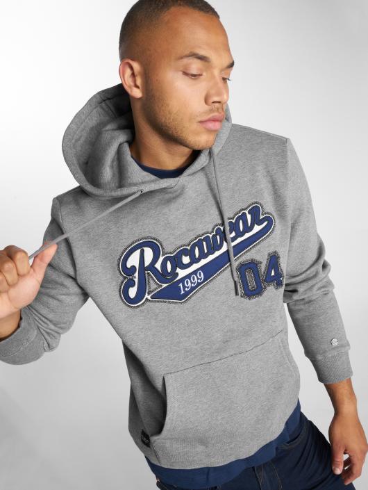 Rocawear Bluzy z kapturem OhFour H szary