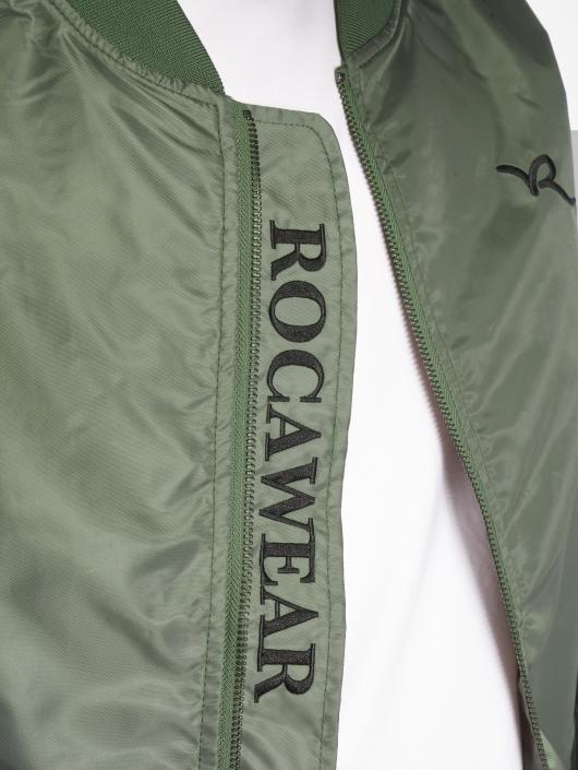 Rocawear Bomberová bunda Dariusz olivová