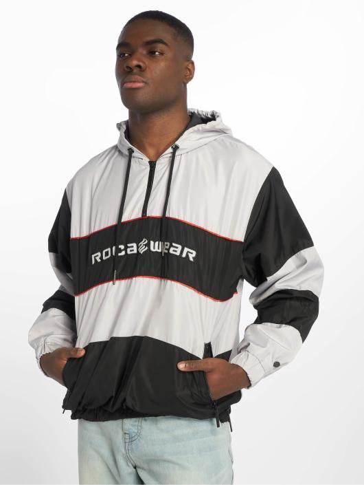 Rocawear Chaqueta de entretiempo BL negro