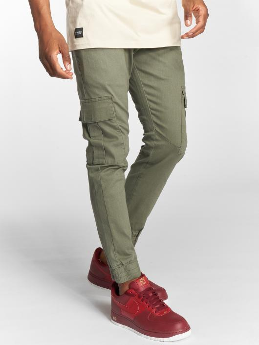Rocawear Chino bukser Cargo Fit oliven