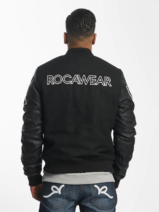 Rocawear Collegetakit Retro Sport musta