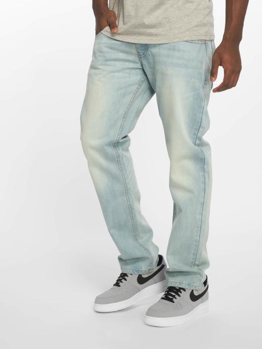 Rocawear Dżinsy straight fit MON Tony niebieski