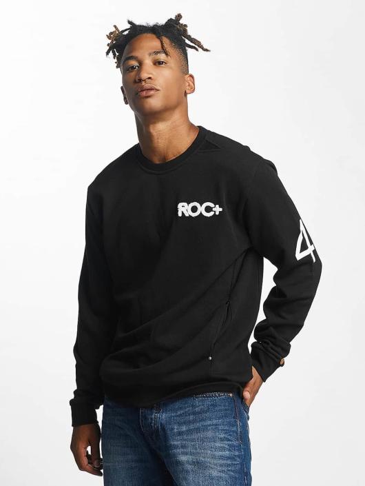 Rocawear Gensre Retro Sport Crew Neck svart