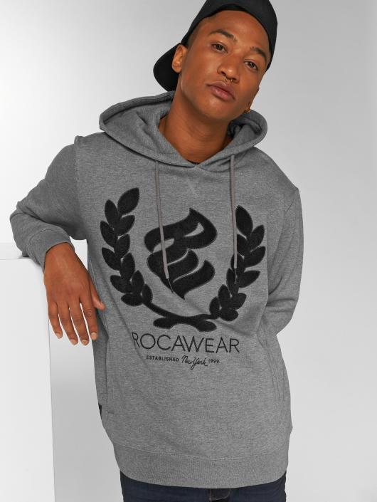 Rocawear Hoody RW Kranz H grau