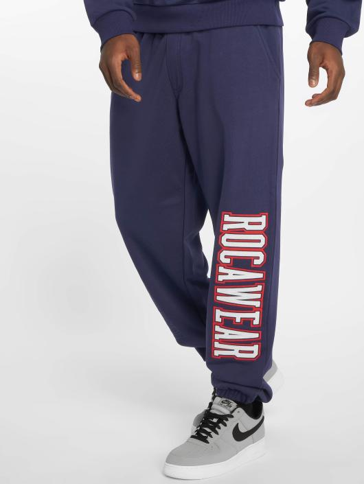 Rocawear joggingbroek Brooklyn blauw