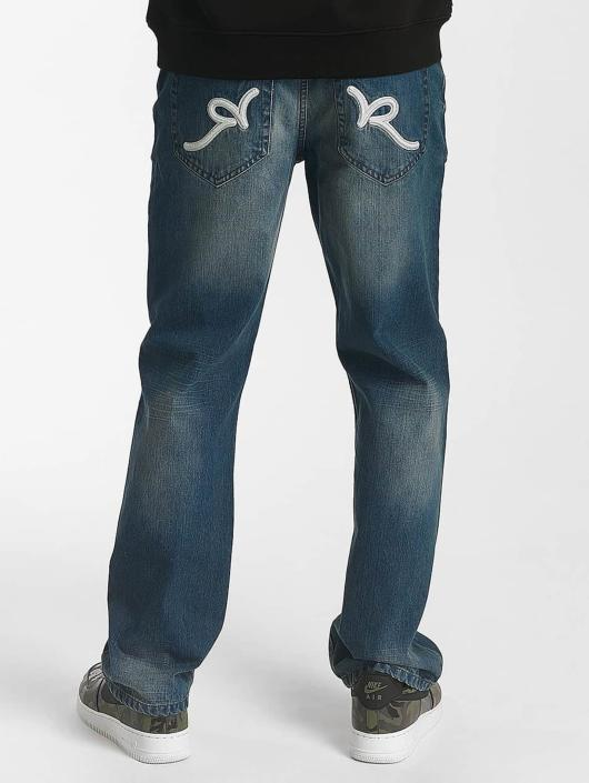 Rocawear Loose Fit Jeans Crime blue
