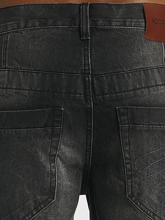 Rocawear Loose Fit Jeans Loose Fit czarny