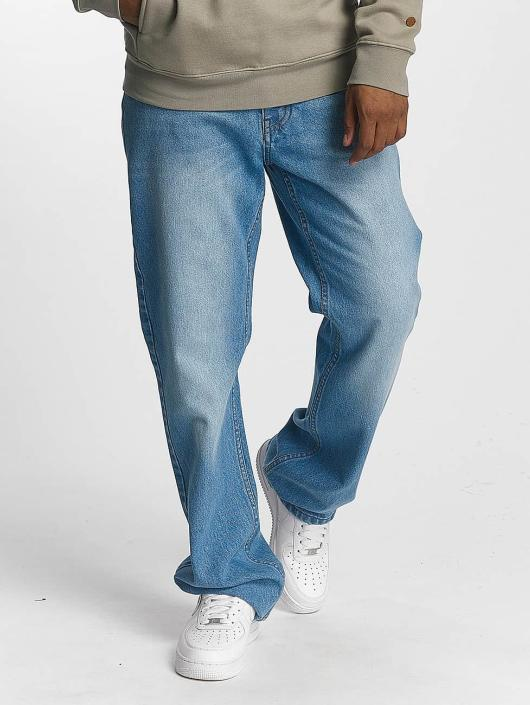 Rocawear Loose Fit Jeans 90TH niebieski