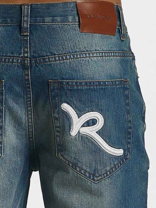 Rocawear Loose Fit Jeans Crime niebieski