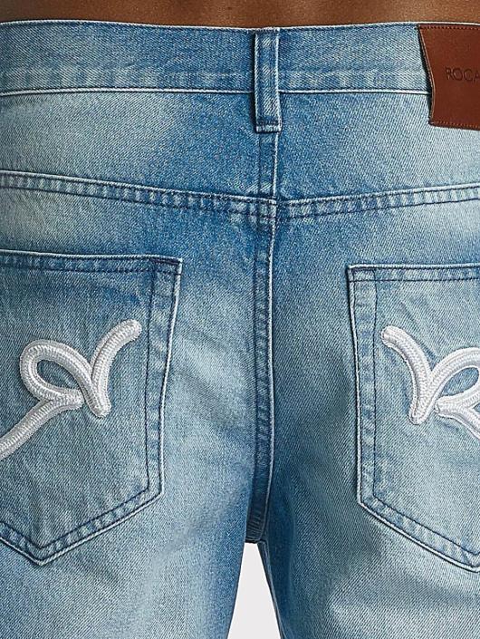 Rocawear Loose Fit Jeans Crime Loose Fit niebieski