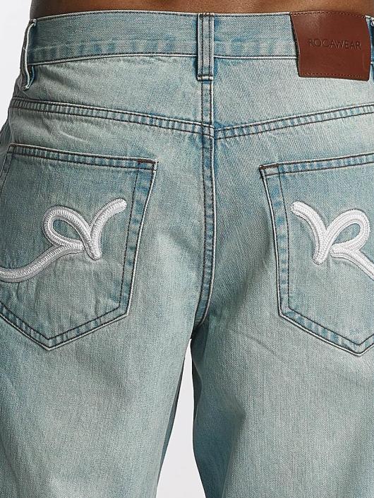 Rocawear Loose Fit Lighter modrá