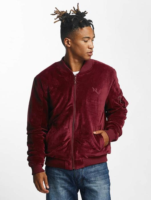 Rocawear Pilottitakit Retro Velour punainen
