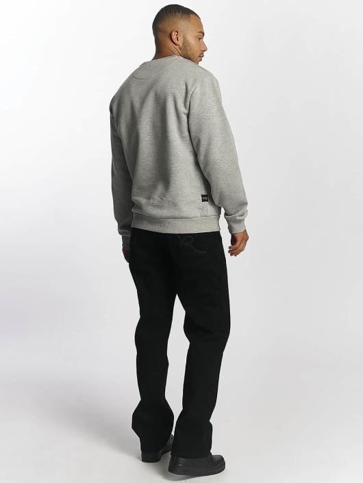 Rocawear Pullover Big Logo grau