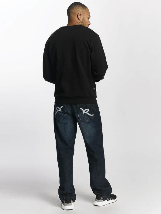 Rocawear Pullover Big Logo schwarz