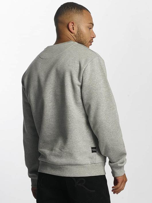 Rocawear Pulóvre Big Logo šedá