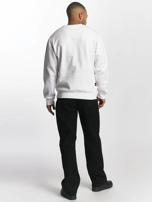 Rocawear Pulóvre Big Logo biela