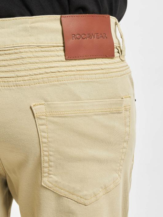 Rocawear Rovné Quilted kaki