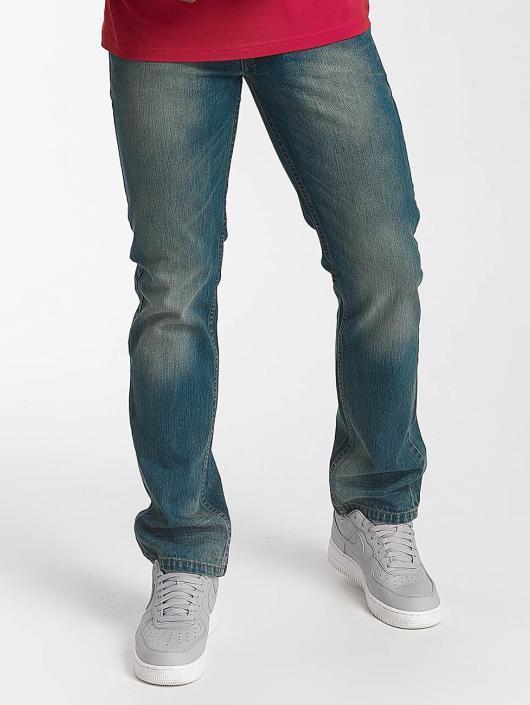Rocawear Rovné Relax Fit modrá