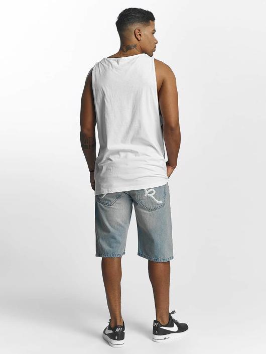 Rocawear Shorts Baggy blau
