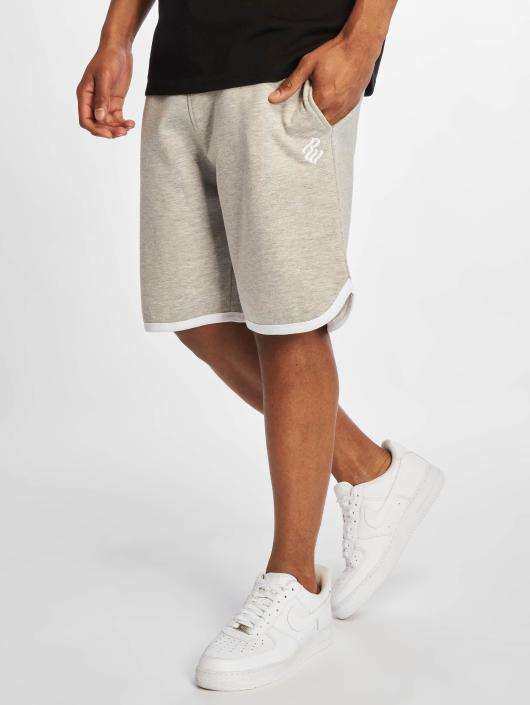 Rocawear Shorts Fleece grau