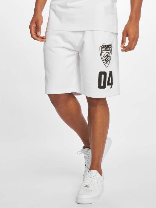 Rocawear Shorts Fleece hvit