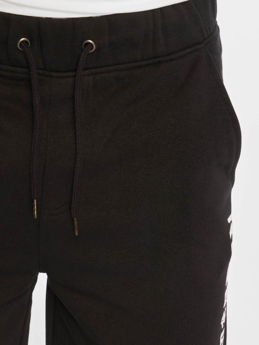 Rocawear Shorts Basic schwarz