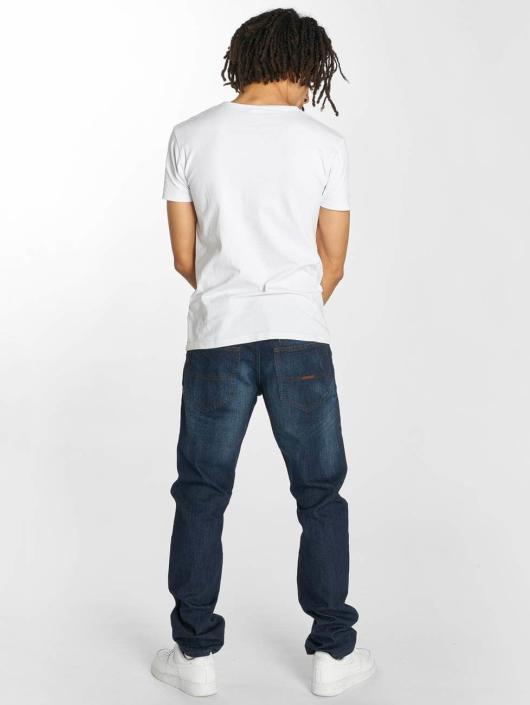 Rocawear Straight Fit Jeans Moletro blå