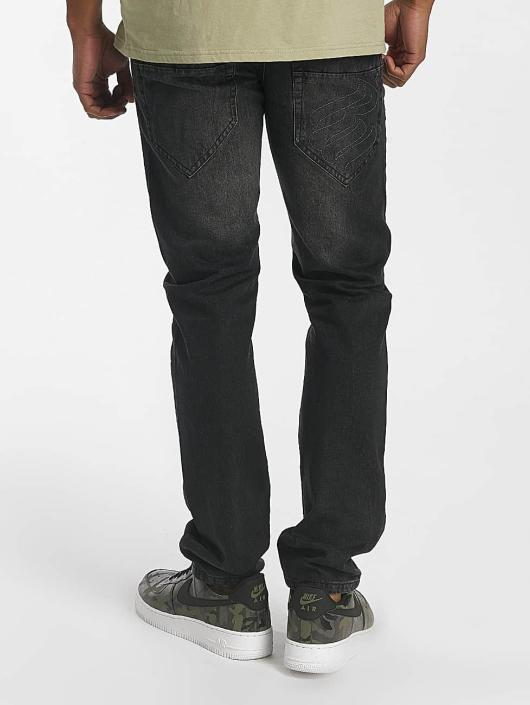 Rocawear Straight Fit Jeans Relax Fit black